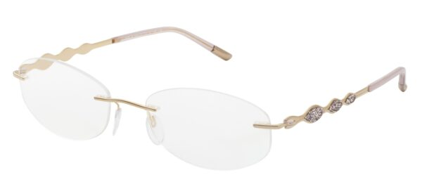 Очки Silhouette 4374 6052 54/17 для зрения купить