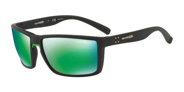 Очки Arnette 0AN4253 01/1I BLACK RUBBER солнцезащитные купить
