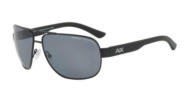 Очки Armani Exchange 0AX2012S 606381 MATTE BLACK солнцезащитные купить
