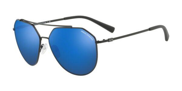 Очки Armani Exchange 0AX2023S 606355 MATTE BLACK солнцезащитные купить