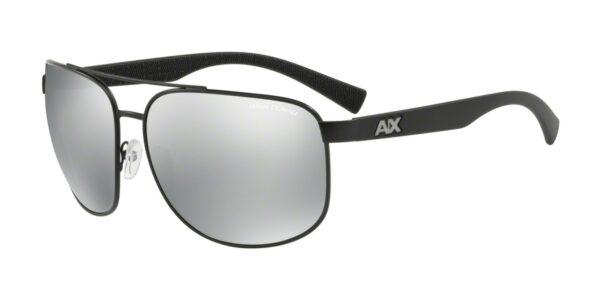 Очки Armani Exchange 0AX2026S 6063Z3 MATTE BLACK солнцезащитные купить