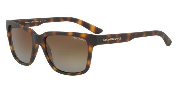 Очки Armani Exchange 0AX4026S 8029T5 MATTE HAVANA солнцезащитные купить
