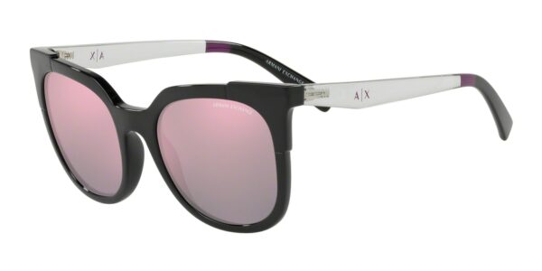 Очки Armani Exchange 0AX4075S 81585R BLACK солнцезащитные купить