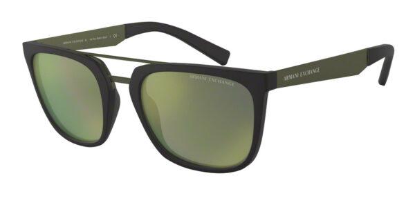 Очки Armani Exchange 0AX4090S 80296R MATTE BLACK солнцезащитные купить
