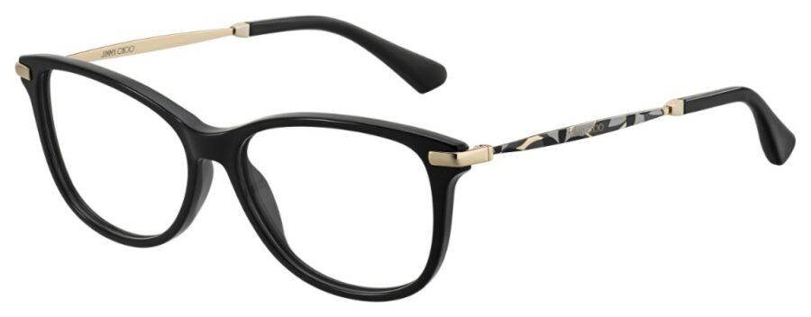 Очки JIMMY CHOO JC207 BLACK для зрения купить