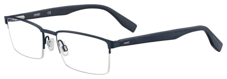Очки HUGO HUGO BOSS HG 0324 MTBLUWOOD для зрения купить