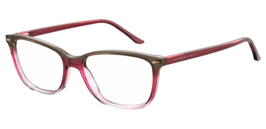 Очки SAFILO 7A 535 BRWN PINK для зрения купить