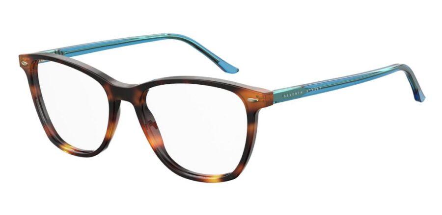 Очки SAFILO 7A 536 DKHV TEAL для зрения купить