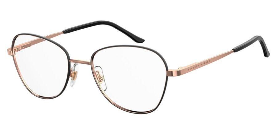 Очки SAFILO 7A 533 BLK GOLD для зрения купить