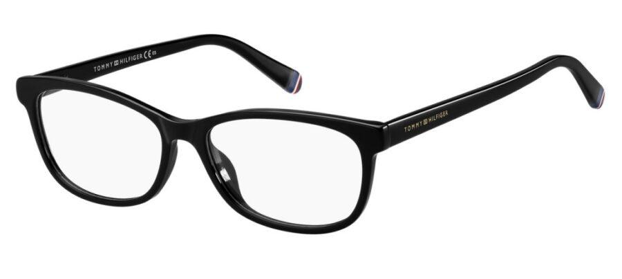 Очки TOMMY HILFIGER TH 1682 BLACK для зрения купить