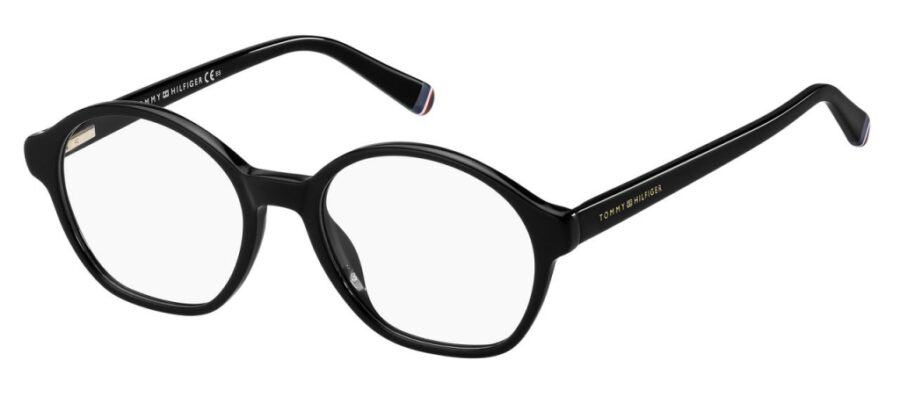 Очки TOMMY HILFIGER TH 1683 BLACK для зрения купить