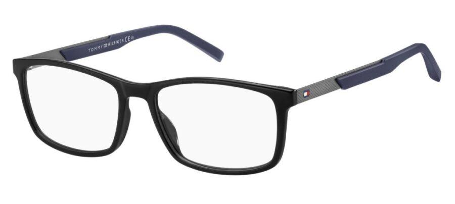 Очки TOMMY HILFIGER TH 1694 BLACK для зрения купить