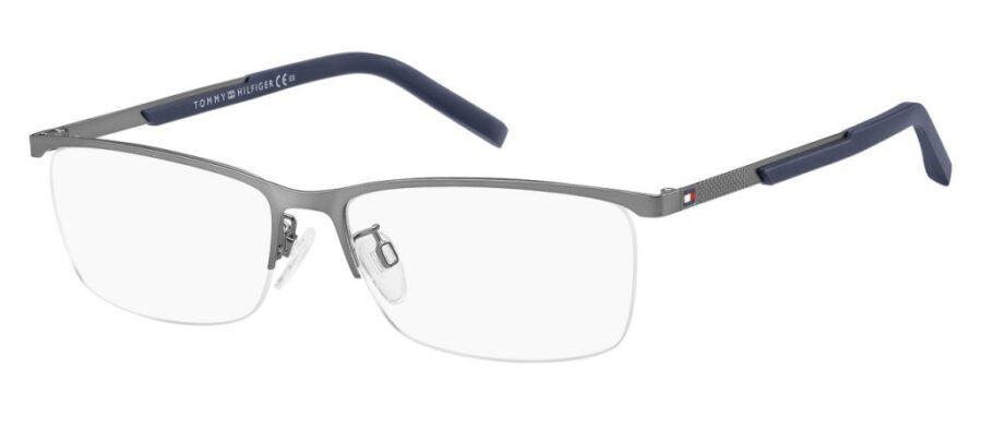 Очки TOMMY HILFIGER TH 1700/F MTRUT BLU для зрения купить