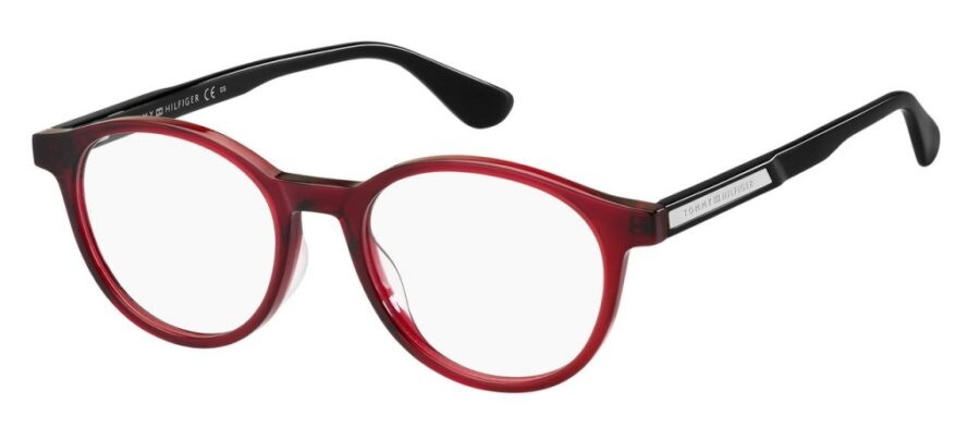 Очки TOMMY HILFIGER TH 1703 RED BLACK для зрения купить