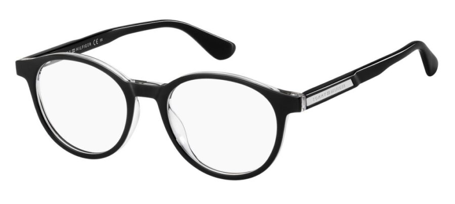 Очки TOMMY HILFIGER TH 1703 BLACK CRY для зрения купить
