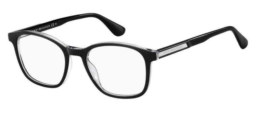 Очки TOMMY HILFIGER TH 1704 BLACK CRY для зрения купить