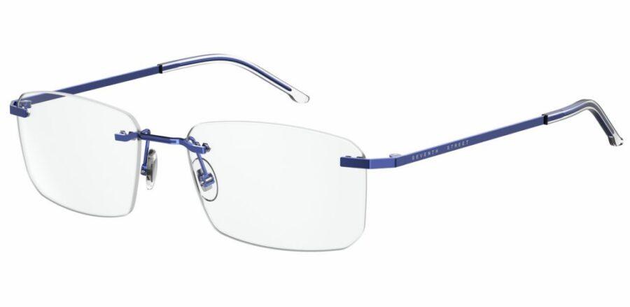 Очки SAFILO 7A 057 BLUE для зрения купить