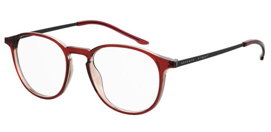 Очки SAFILO 7A 053 RED BEIGE для зрения купить