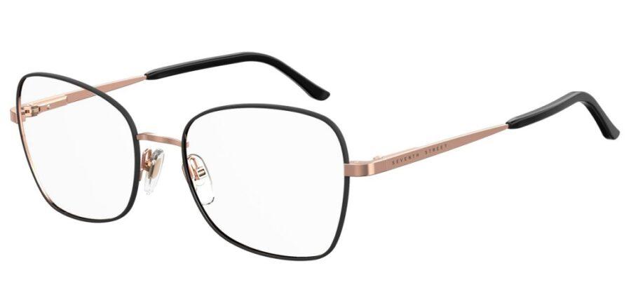 Очки SAFILO 7A 538 BLK GOLD для зрения купить