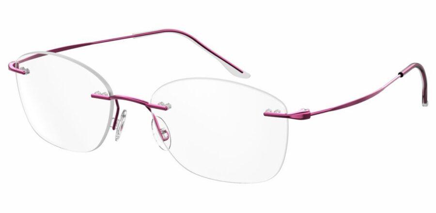 Очки SAFILO 7A 542 PINK для зрения купить
