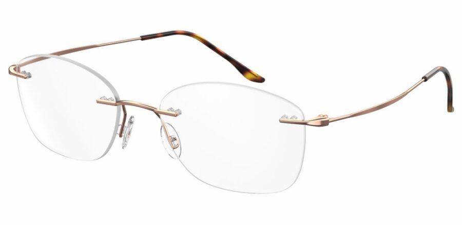 Очки SAFILO 7A 542 GOLD COPP для зрения купить