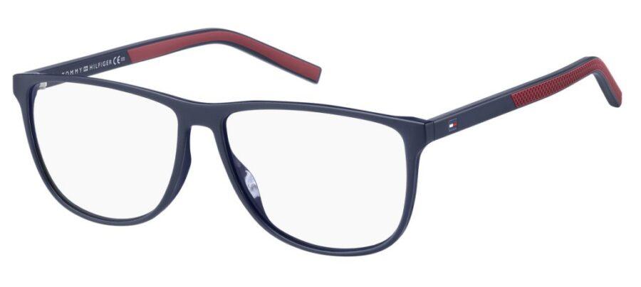 Очки TOMMY HILFIGER TH 1695 MTBLUERED для зрения купить