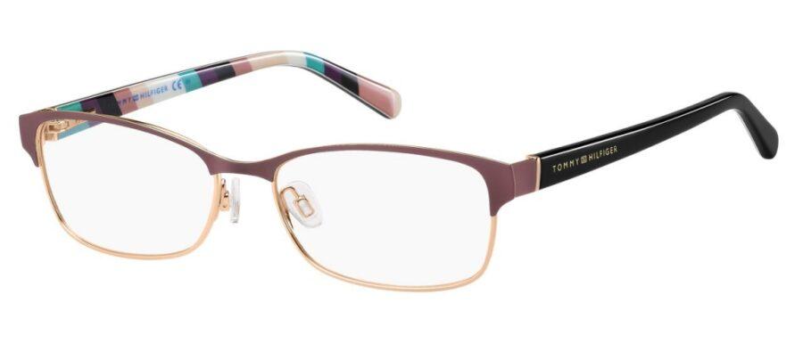 Очки TOMMY HILFIGER TH 1684 GOLD COPP для зрения купить