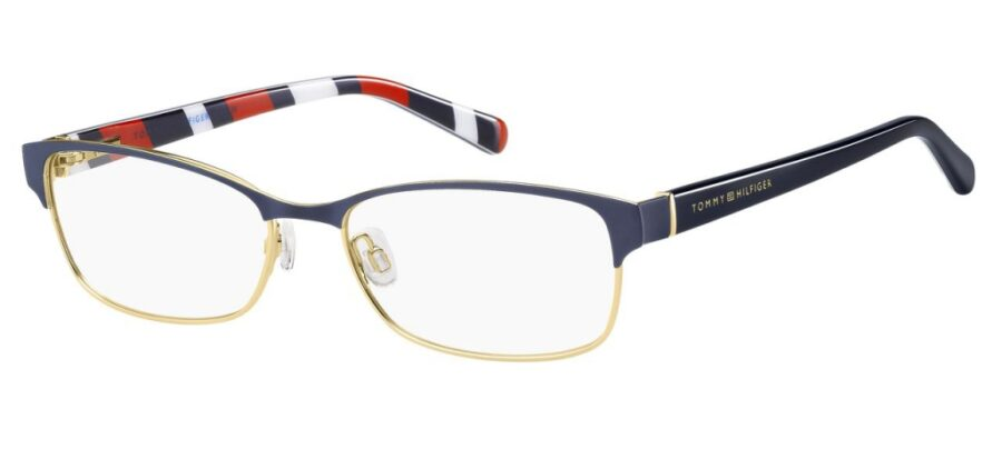 Очки TOMMY HILFIGER TH 1684 BLUE GOLD для зрения купить