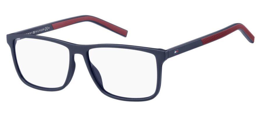 Очки TOMMY HILFIGER TH 1696 MTBLUERED для зрения купить