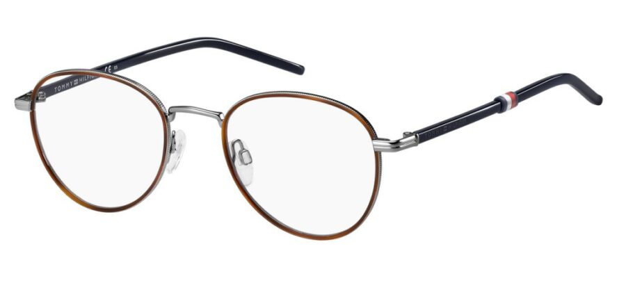 Очки TOMMY HILFIGER TH 1687 RUTHENIUM для зрения купить