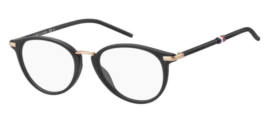 Очки TOMMY HILFIGER TH 1688 MTT BLACK для зрения купить