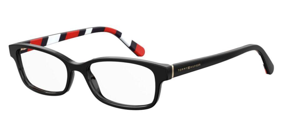 Очки TOMMY HILFIGER TH 1685 BLACK для зрения купить