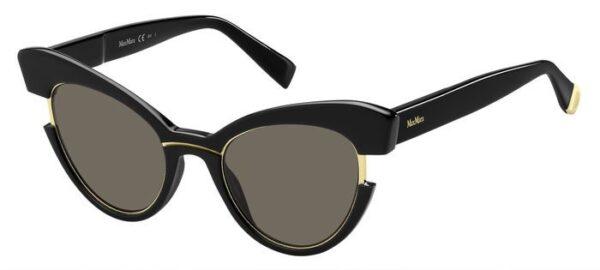 Очки MAXMARA MM INGRID BLACK солнцезащитные купить