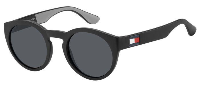 Очки TOMMY HILFIGER TH 1555/S BLACKGREY солнцезащитные купить