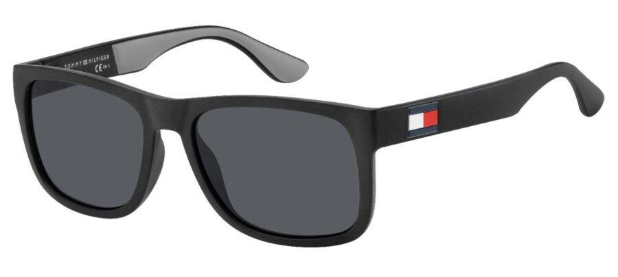 Очки TOMMY HILFIGER TH 1556/S BLACKGREY солнцезащитные купить