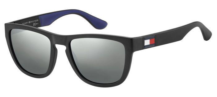 Очки TOMMY HILFIGER TH 1557/S MTT BLACK солнцезащитные купить
