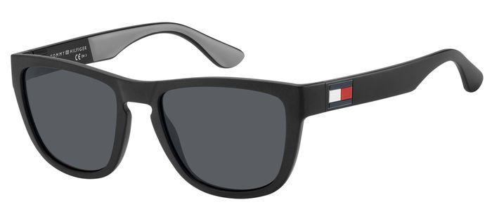 Очки TOMMY HILFIGER TH 1557/S BLACKGREY солнцезащитные купить