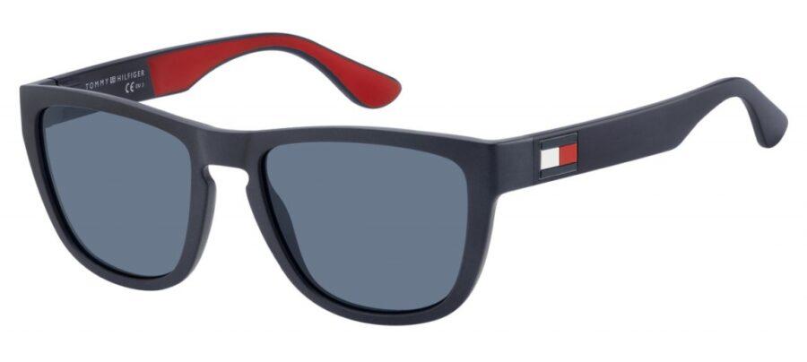 Очки TOMMY HILFIGER TH 1557/S BL REDWHT солнцезащитные купить