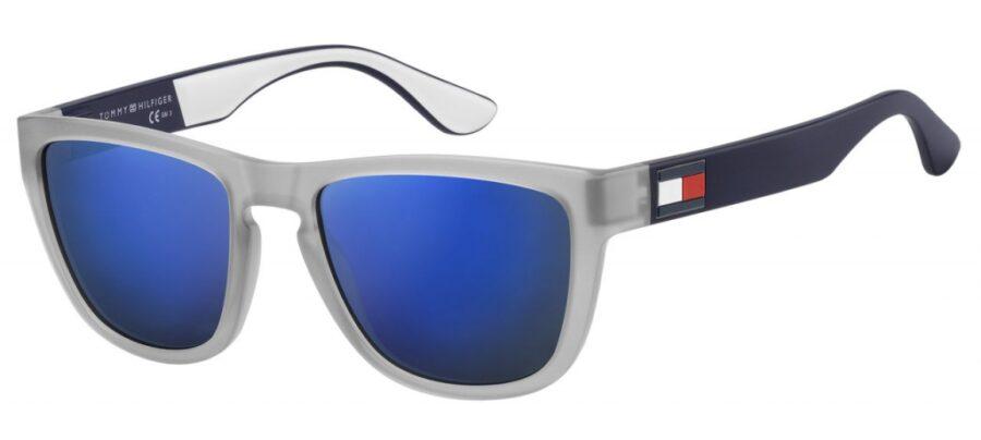 Очки TOMMY HILFIGER TH 1557/S MATT GREY солнцезащитные купить