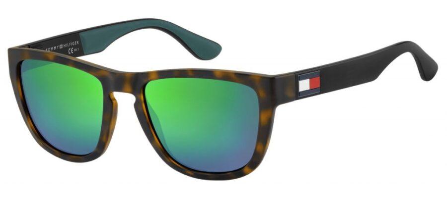Очки TOMMY HILFIGER TH 1557/S HAVGREEN солнцезащитные купить