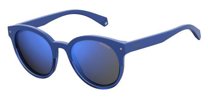 Очки POLAROID PLD 6043/S BLUE солнцезащитные купить
