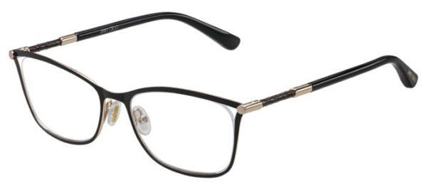 Очки JIMMY CHOO JC134 BK ROSEGD для зрения купить