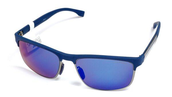 Очки HUGO BOSS BOSS 0835/S ILG GREY SP BLU PZ BLUCRBBLU солнцезащитные купить