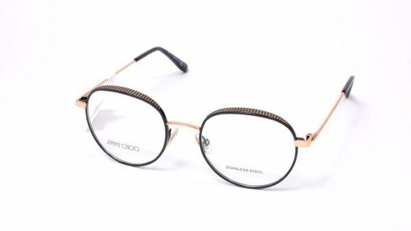Очки JIMMY CHOO JC168 BK GDCOPP для зрения купить