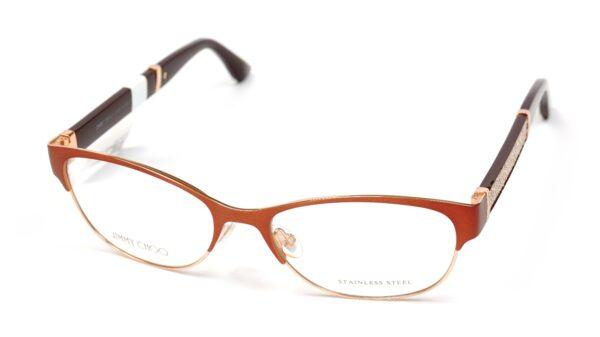 Очки JIMMY CHOO JC180 17P  BWGDGLTTR для зрения купить