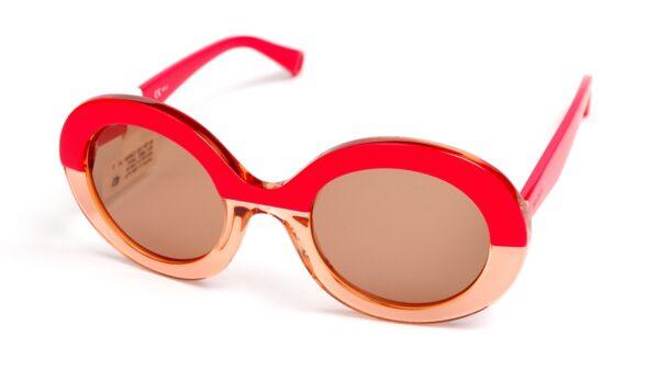 Очки MAX & CO. MAX&CO.330/S 92Y BROWN RED PINK солнцезащитные купить