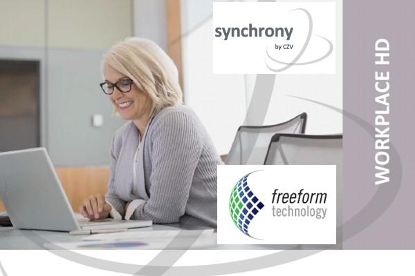 Carl Zeiss Synchrony Workplace HD