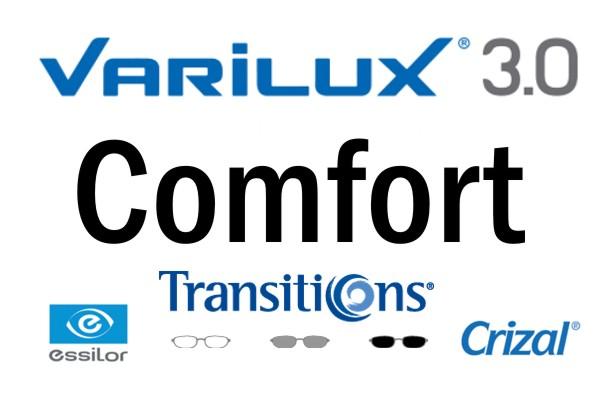 Essilor VARILUX Comfort 3.0 Transition VII