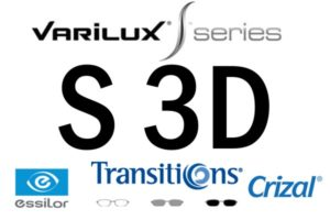 Essilor VARILUX S 3D Transition VII
