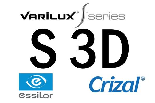 Essilor VARILUX S 3D